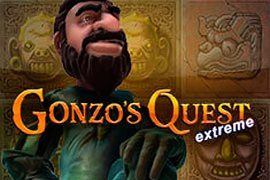 Игровой автомат на деньги Gonzo's Quest Extreme