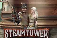 Игровой автомат на деньги Steam Tower