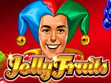 Игровой автомат на деньги Jolly Fruits