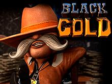 Игровой автомат на деньги Black Gold